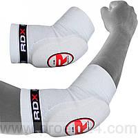 Налокотники для волейбола RDX Soft White (2 шт.)-XL