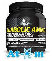 Аминокислоты - Anabolic Amino 5500 mega caps - Olimp - 400 капс