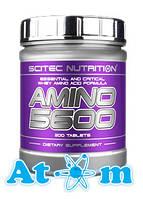 Аминокислоты - Amino 5600 - Scitec Nutrition - 200 таб