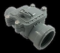 Обратный клапан канализационный Д50 Европласт