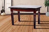 Стол обеденный Кайман каштан (Микс-Мебель ТМ)