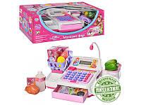 Кассовый аппарат WX 0019 U/R WX,калькулятор,продукты,деньги,на бат-ке,в кор-ке