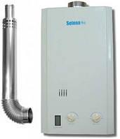 Турбированная газовая колонка Selena SWH 20 SE1