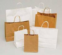 Возникновение бумажных пакетов