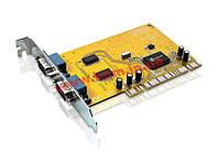 Конвертер 2-портовая PCI карта для RS-232, Функция Plug and Play, ATEN. (IC-102S)