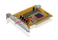 5-портовая PCI-карта USB 2.0. ATEN. (IC-250U)