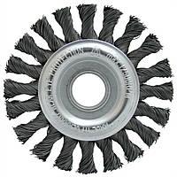 Щетка дисковая LESSMANN 115х6х22,2 мм (47220132)