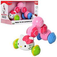 Заводная игрушка гусеница Hello Kitty Unimax 65038