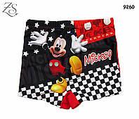 Плавки-шорты Mickey Mouse для мальчика. 5-6; 8-9 лет