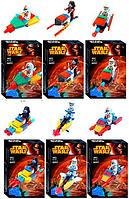 Конструктор Космический воин H6901 Star Wars (6 видов)