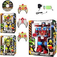 Детская игрушка Робот 9838-1-2-3 на радиоуправлении (3 вида)