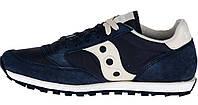 Оригинальные мужские кроссовки Saucony Jazz (Саукони) синие