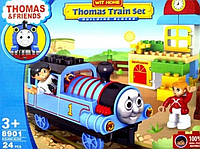 """Детская железная дорога - конструктор """"Томас"""" (8901)"""