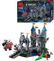 """Конструктор """"Замок"""" 1022 Brick (546 деталей)"""