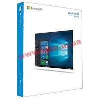 Операционная система Windows 10 Home 64-bit Ukrainian 1 License 1pk DSP OEI DVD (KW9-00120)