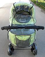 Дождевики на все виды колясок