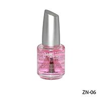 Средство для укрепления и ремонта ногтей ZN-06 - 18 мл (Розовый),