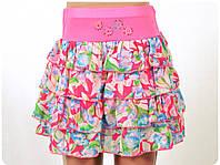 Детская летняя юбка