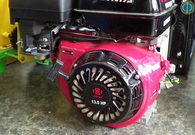 Бензиновый двигатель Weima WM 188F фото 1