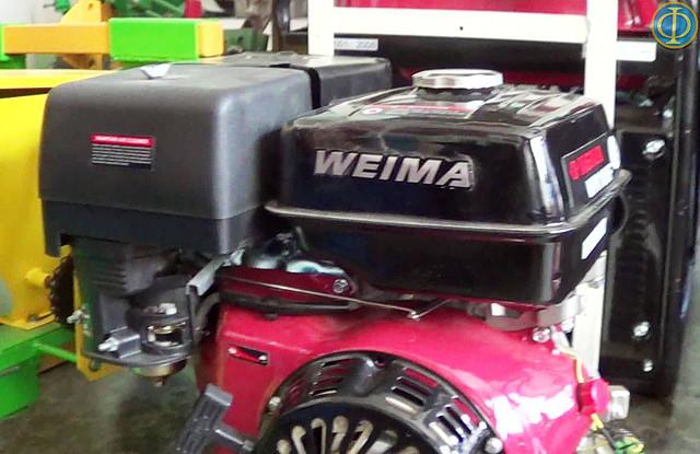 Бензиновый двигатель Weima WM 188F фото 5