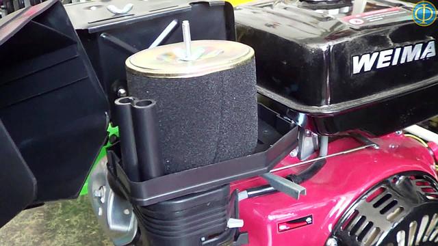 Бензиновый двигатель Weima WM 188F фото 6
