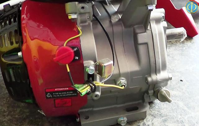 Бензиновый двигатель Weima WM 188F фото 3
