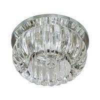 Встраиваемый светильник  C1010 с LED подсветкой 27841 (4417)