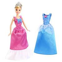 Набор Disney Принцесса Золушка  и дополнительный наряд MAGICLIP Золушка