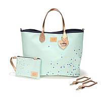 La Millou - сумка для мам Confetti Mint