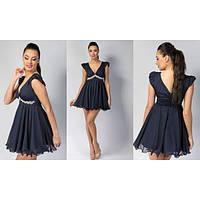 Нарядное платье с пышной юбкой 5 цветов