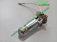 Лампа светодиодная 12V H3 4 SMD 2835 + линза + драйвер Белый (99982)
