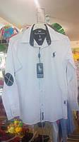 Рубашка для мальчика 10 11 12 13 лет Турция