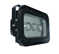 Светодиодный LED прожектор СП 150Вт с линзой 90° IP65 (уличное освещение)