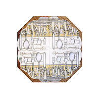 Салфетка для декупажа Столовые приборы 645