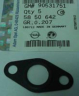 Прокладка клапана рециркуляции отработанных (выхлопных) газов (ERG) к переходнику катушки зажигания GM 5850642 90531751 Z10XE Z10XEP A10XEP X12XE