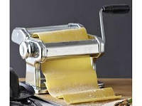 Лапшерезка, паста машина, машинка для изготовлении макарон PASTA MACHINE 150MM