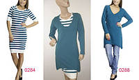 Комплект платье + туника