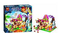 Конструктор Fairy Эльфы Волшебная пекарня (аналог Lego Elves) 323 детали