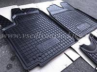 Передние коврики FIAT Scudo 2007 - 1,6 (Автогум AVTO-GUMM)