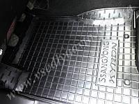 Передние коврики SSANG YONG Kyron (Автогум AVTO-GUMM)