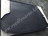 Коврик в багажник TOYOTA Highlander с 2014 г. 7 мест (AVTO-GUMM) пластик+резина