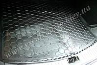 Коврик в багажник FORD Kuga с 2013- (Автогум AVTO-GUMM) пластик+резина