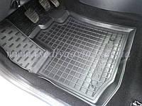 Водительский Коврики в салон RENAULT Dokker 5 мест 2012 г. (Avto-gumm)