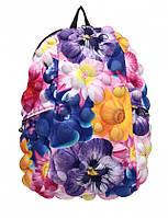 "Рюкзак ""Bubble Full"", колір Flower (квіти)"