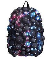 """Рюкзак """"Bubble Full"""", колір  Galaxy  (синій мульті)"""