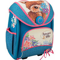 Рюкзак ортопедический для девочки Popcorn Bear Kite.
