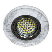 Встраиваемый светильник 8686-2 с LED подсветкой 28465 (4411)