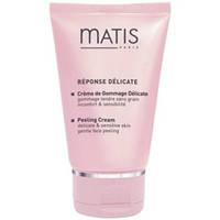 Крем-пилинг для чувствительной кожи лица Reponse Delicate Matis 50ml