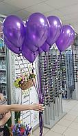 Композиция из шаров для дня рождения