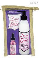 Набор для бритья интимных зон «Dare to be Bare»